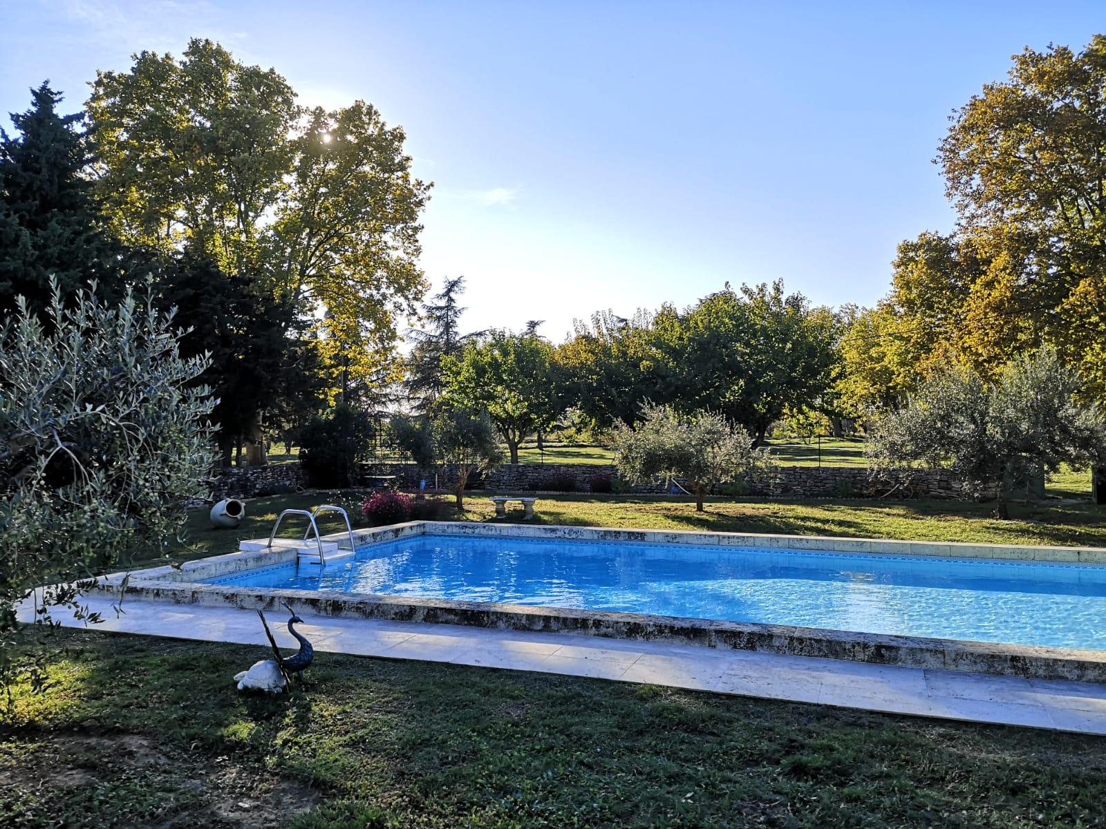 B&B Swimming pool Uzès
