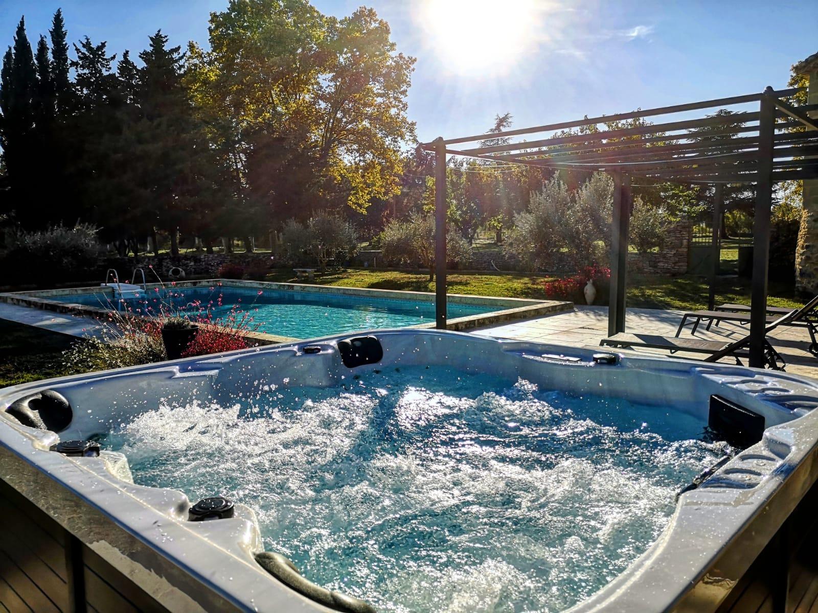 Villa Swimming Pool Uzès
